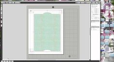 Silhouette Cameo Pattern Paper Tutorial.mov