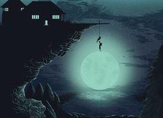 Nuestro viaje a la luna de Derek Rudy