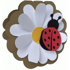Welcome to the Silhouette Design Store, your source for craft machine cut files, fonts, SVGs, and other digital content for use with the Silhouette CAMEO® and other electronic cutting machines. Fun Crafts, Diy And Crafts, Crafts For Kids, Arts And Crafts, Paper Crafts, Silhouette Cameo, Silhouette Design, Ladybug Art, Birthday Card Design