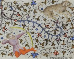 Book of Hours, MS M.1004 fol. 39v - Images from Medieval and Renaissance Manuscripts - The Morgan Library & Museum