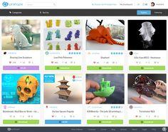 3d Printers STL Models