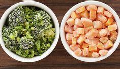 NOBLETIERRA Herbal.: Los mejores alimentos congelados