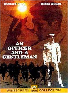 (An Officer And A Gentleman, 1982) loooooooooooove this movie
