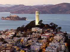 Telegraph Hill, San Fransisco