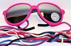 710f8e28dc New 1980s Glacier Pink Sunglasses