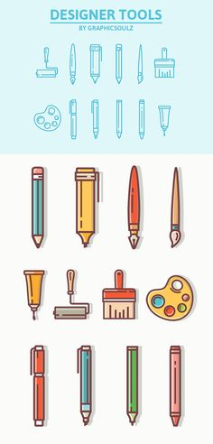 Dribbble - Designer_Tools.jpg by Graphicsoulz