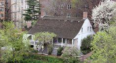 Dyckman Farmhouse - Built in 1780s. Still standing in Mahattan, NYC