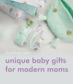 Modern baby, kids and humorous grown ups accessories. by Zezling