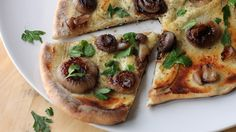 Gojee - Balsamic, Onion and Goat Cheese Pizza by A Thought for Food