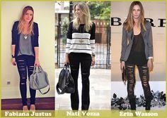 """O jeans rasgado, ou ripped jeans é um dos efeitos que segue a tendência destroyed no segmento jeanswear, e além de ser encontrado no mercado, você pode partir para o """"faça você mesma"""" e customizar o seu jeans. Quer aprender como? Veja a dica da Farump no blog!    http://www.farump.com.br/blog/index.php?id=41"""
