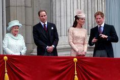 Prince Harry Photos - The Diamond Jubilee's Final Send-off - Zimbio