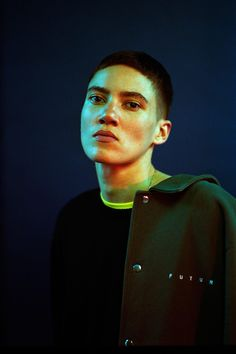 get an exclusive look at futur's new collection shot by quentin de briey   read   i-D
