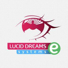 Logo design Lucid Dreams SRL Lucid Dreaming, Portfolio Design, Logo Design, Studio, Logos, Dreams, Portfolio Design Layouts, Study, Studios