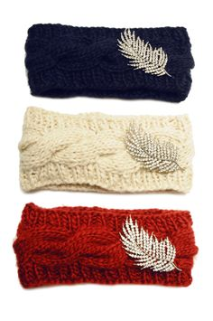 looking for a new winter headband. love these!