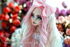 https://flic.kr/p/nVYSxV | OOAK Monster High Viperine Gorgon by Fairy Tale | To occupy the slot on a doll make-up, please, write me on mail: fairy.tale.faceup@gmail.com