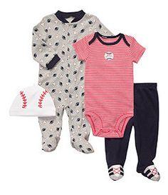Boys Shirt & Pants Sets : Infant Boys Outfits | Dillards.com