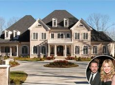 Celebrity homes on pinterest celebrities homes for Nashville tn celebrity homes
