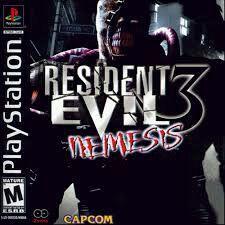 Emularoms: Resident Evil 3: Nemesis (BR) [ Ps1 ]