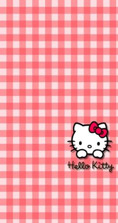 Snoopy Wallpaper Phone Wallpapers Iphone Hello Kitty 41 Ideas For 2019 Hello Kitty Iphone Wallpaper, Plaid Wallpaper, Wallpaper Iphone Love, Hello Kitty Backgrounds, Snoopy Wallpaper, Hello Kitty Wallpaper, Trendy Wallpaper, Wallpaper Designs, Phone Wallpapers