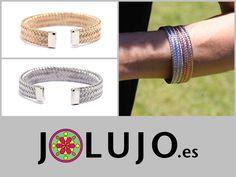 Dorado o plateado. www.jolujo.es