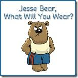 Jesse Bear Printables ~ Free Learning Printables