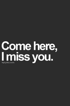 Come here, I miss you Daddy ❤