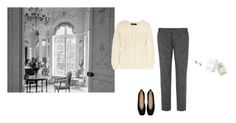 """""""Untitled #287"""" by inlateautumn ❤ liked on Polyvore featuring Isabel Marant, TARA Pearls and Chloé"""