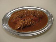 Receita de Carne assada com molho roti - Tudo Gostoso