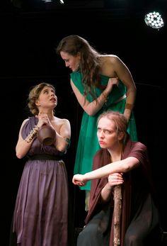 Photographer instagram: @lon_kate Woman dress theatre Театр, выступление, постановка, театр Экспромт, красивые девушки, платье, греческие богини, игра