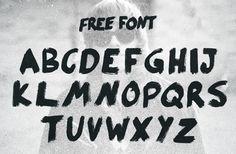 Inspiration Hut — A Showcase of Beautiful Free Fonts