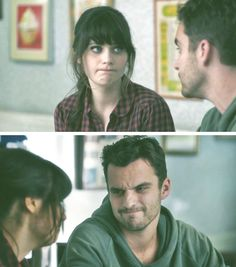 New Girl, Jess and Nick