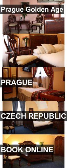 Hotel Prague Golden Age in Prague, Czech Republic. For more information, photos, reviews and best prices please follow the link. #CzechRepublic #Prague #PragueGoldenAge #hotel #travel #vacation