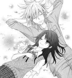 Dengeki Daisy - Maybe the cuttest manga I have ever read ... hope they make it into an anime!