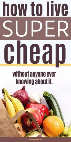 In this post I will show you How to Live as Cheaply as Possible (Without Ever Appearing Cheap) so you can master Frugal living. Here's what living a frugal lifestyle and being frugal looks like without seeming like you hate to spend money. Don't forget to save it to your Frugal living board so you can easily refer to it later. Ways to save money frugal living | Ways to save money frugal living tips | Frugal tips | How to Be Frugal