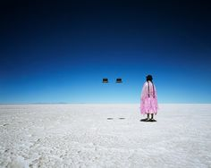 Pink Lady, 2015, Bolivia  © Scarlett Hooft Graafland, Courtesy of Flowers Gallery