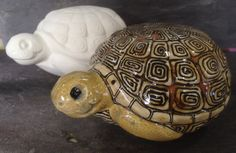 Tortoise ornament/money box