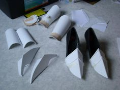 Casualty Cosplay: Armor from craft foam tutorial