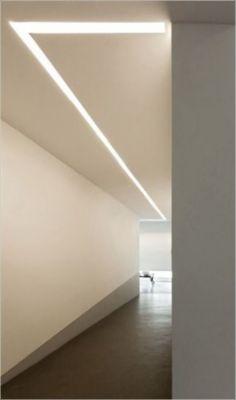 Lighting 094 system | Design Mario Nanni Corridor ltg option ... on