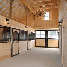 stables---- I could only dream to have this someday. I can't wait to bank his promise on a ranch