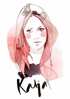 """Katja"" by Ekaterina Koroleva"
