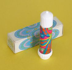 Avon Hawaiian White Ginger solid perfume stick.  My mother gave us a few of these when we were small. It was always fun to let someone think it was lip balm...