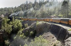 Bells and whistles of Durango, Colo., call to visitors | Star Tribune