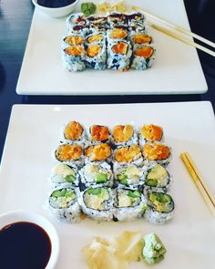 Veg sushi is THE BEST & so much more nutritious than fish based sushi rolls!  You don't need to be a vegan or vegetarian to try meatless dishes-- just try new things see what you like and remain conscious of how eating these meatless meals feel on your body! I used to loooove dairy. I originally gave it up because I didn't want to support the dairy industry's cruel practices but after realizing how much stronger & healthier I mentally & physically feel I can't even imagine craving it again…