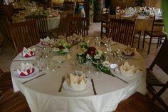 Domaine de Gavaudun - Mariage Table champêtre