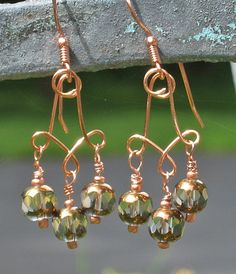 Wire+Wrapped+Jewelry+Designs | on my Copper Wire Jewelry -Beautiful Wire Wrapped Jewelry | Designs ...
