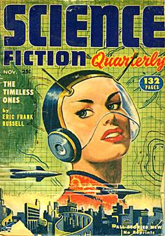 vintage science fiction book cover                                                                                                                                                                                 More