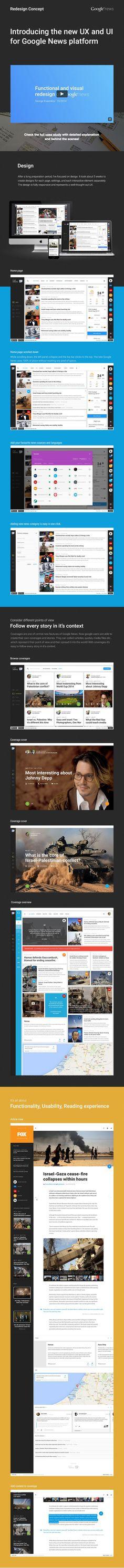 Google News - George Kvasnikov - Designer