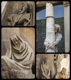 The Sagrada Familia's mystique charm