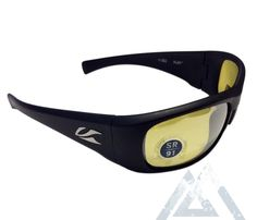 Sleek, simple, and made for performance, Kaenon's Klay sunglasses provide […] Kaenon Sunglasses, Shades Of Black, Matte Black, Lens, Yellow, Frame, Picture Frame, Frames, Lentils