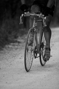 L'Eroica in zwart-wit - Italiaanse Racefietsen